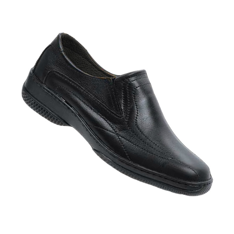 0f8eb9ac3d sapato preto social couro campolina masculino barato leve. Carregando zoom.