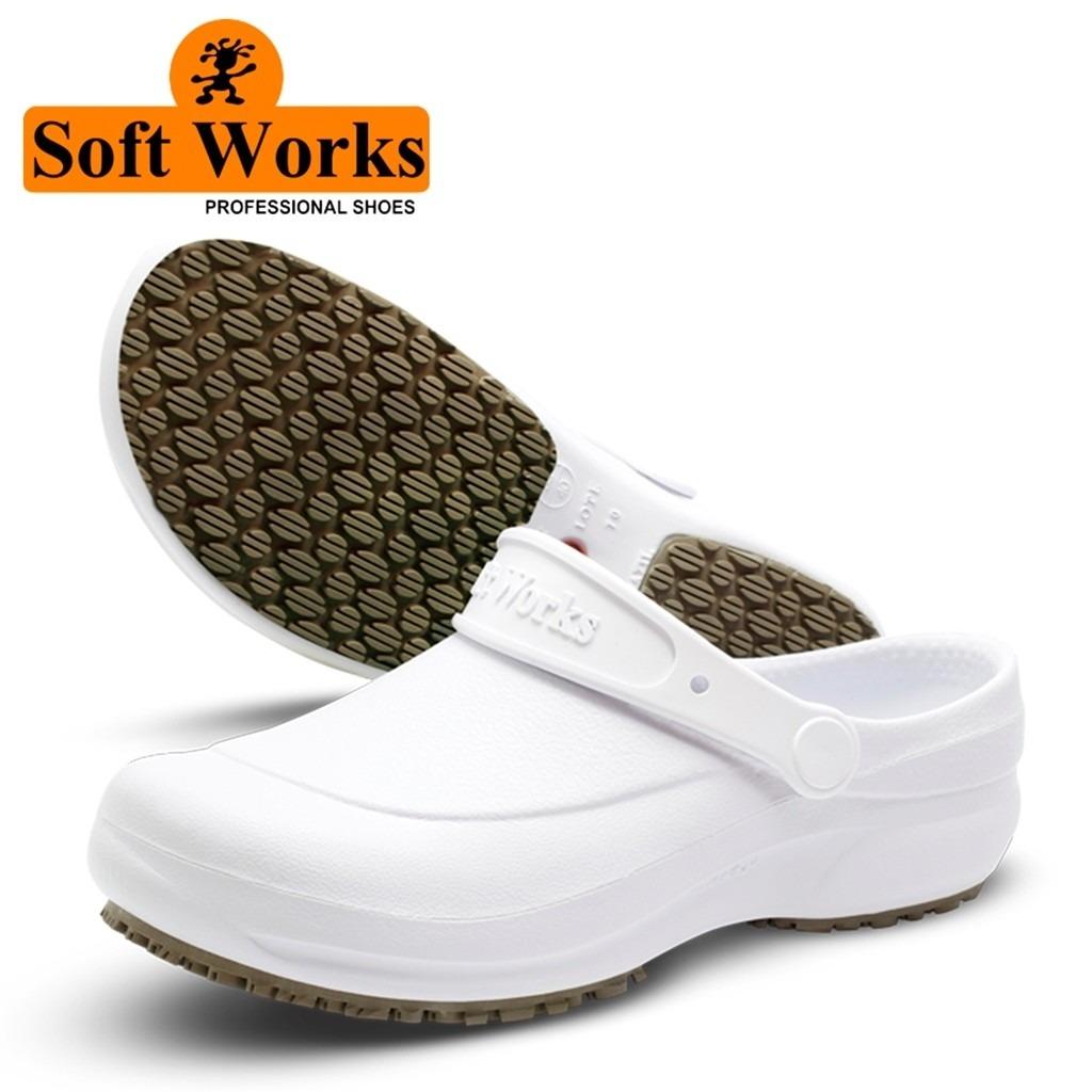 651e36c2c sapato profissional antiderrapante soft works ct bb 60 br. Carregando zoom.