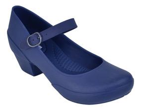 49218ff4be1cf Sapato Feminino Fechado De Enfermagem Preto - Sapatos com o Melhores Preços  no Mercado Livre Brasil