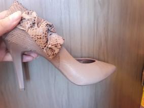 ae66dec3a4 Scarpin Ramarim Total Comfort Feminino - Calçados