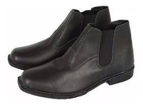 a4eaab7e60e32 Botina Para Servico - Sapatos para Masculino com o Melhores Preços no  Mercado Livre Brasil