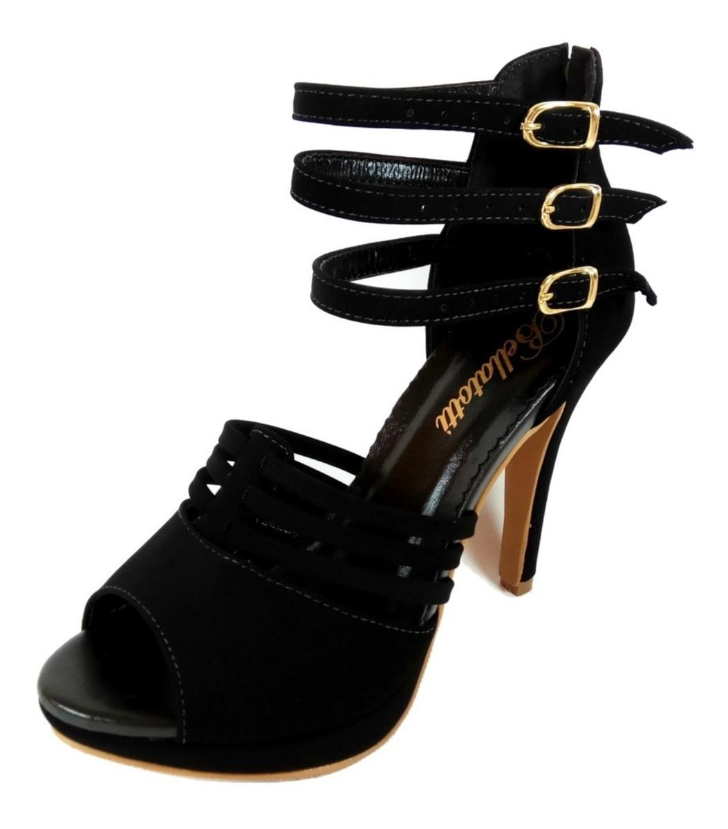 1c663a6c9 Sapato Salto Alto Feminino Casamento Formatura - R$ 119,44 em ...