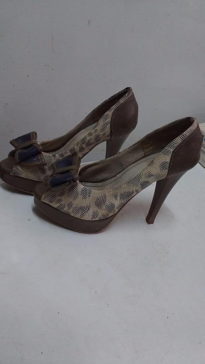 9eff96761 Sapato Salto Feminino Linda Luz Nº35 - R$ 16,00 em Mercado Livre