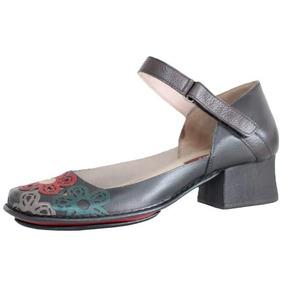 ea83b090c Sapato Retro Salto Quadrado - Sapatos com o Melhores Preços no Mercado  Livre Brasil