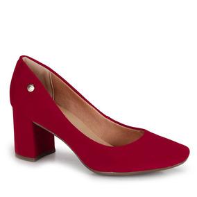 3483b86f4 Scarpin Vermelho Via Uno...lindoooo!! - Sapatos com o Melhores Preços no  Mercado Livre Brasil