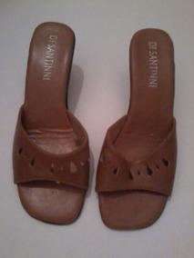 6e2870be2bd Sapato Salto Pequeno - Di Santinni