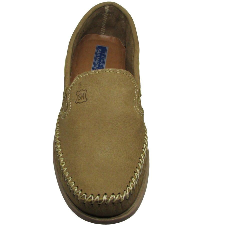 04ada98b4 Sapato San Marino Kaiaque Nobuck Masculino - R$ 159,90 em Mercado Livre