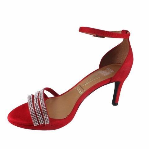 sapato sandália feminina vizzano salto alto 6321107 promoção