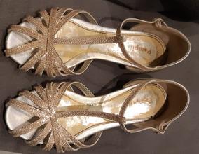 a21a5a757 Sapato De 15 Anos Dourado - Calçados, Roupas e Bolsas com o Melhores ...