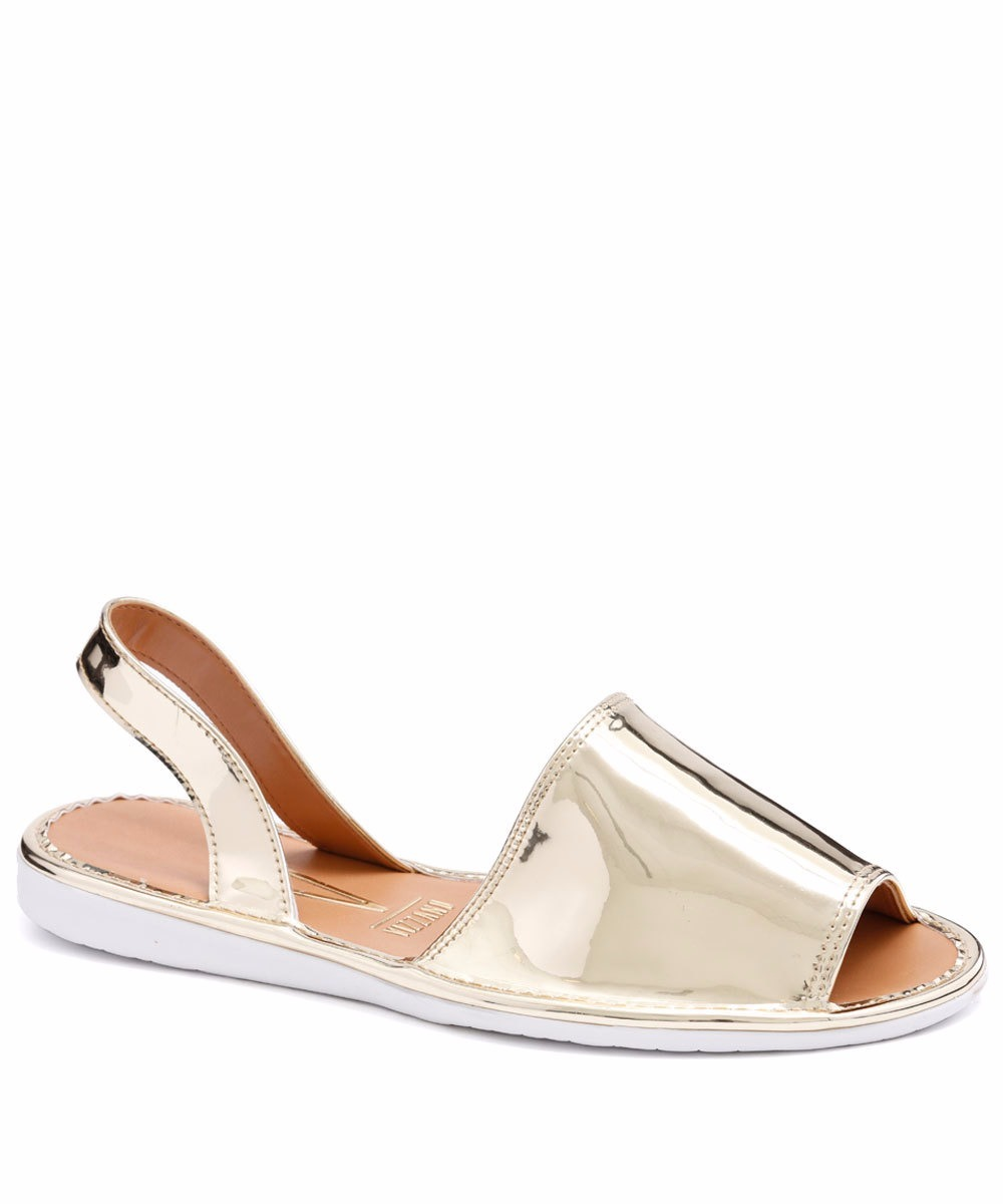 7d1cb2b04 sapato sandália rasteira feminina avarca vizzano 6280. Carregando zoom.