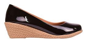245460eee6 Saltos Para Quem Tem O Pe Gordo Sandalias - Sapatos com o Melhores Preços  no Mercado Livre Brasil