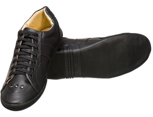 sapato sapatenis promoção osklen lona masculino 80 % off