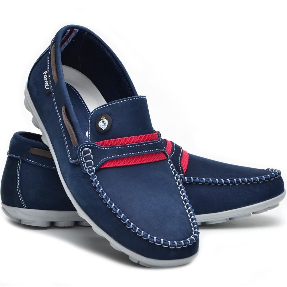 e78f91db80 sapato sapatenis sapatilha mocassim masculino couro legíti. Carregando zoom.