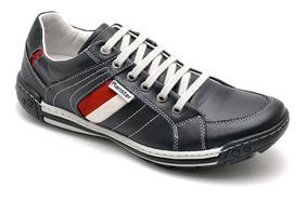 5c80e4cb9 Sapato Masculino Couro Legitimo Cns - Sapatos com o Melhores Preços ...