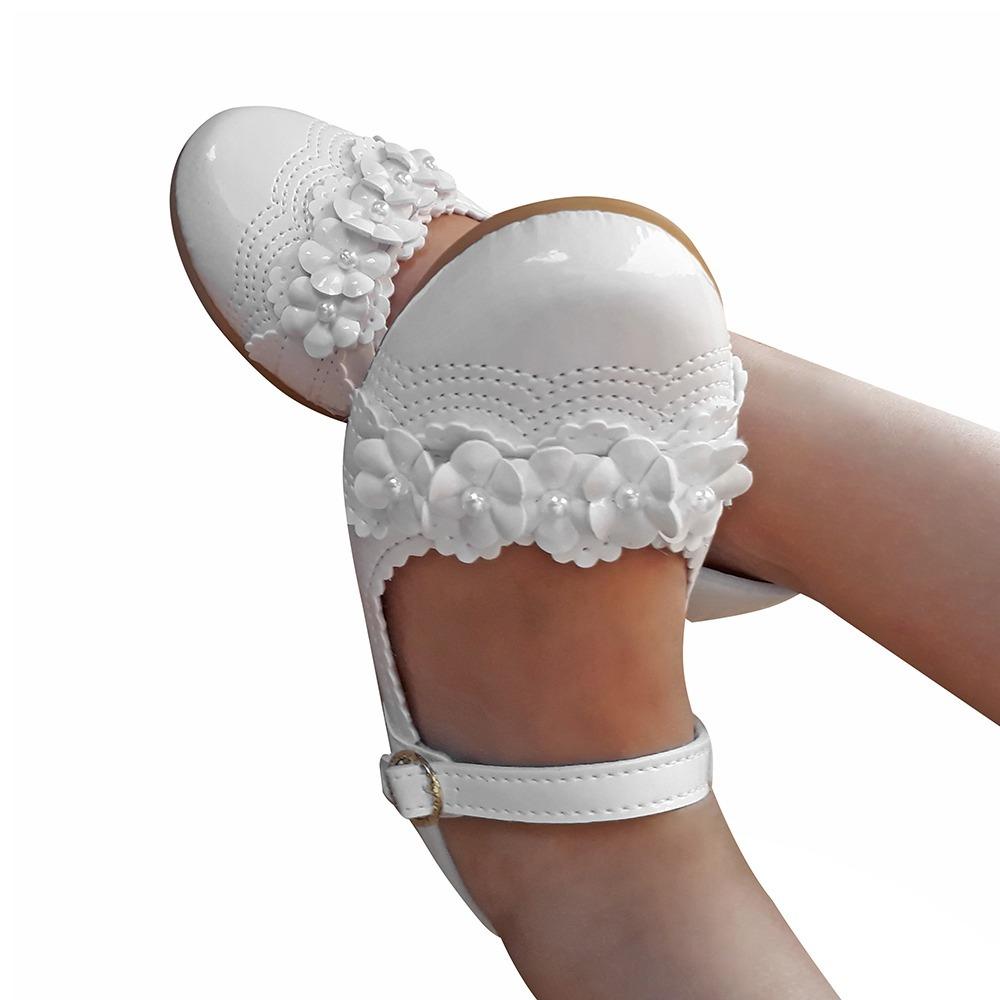 08a203f5e sapato sapatilha branco menina daminha batizado noivinha. Carregando zoom.