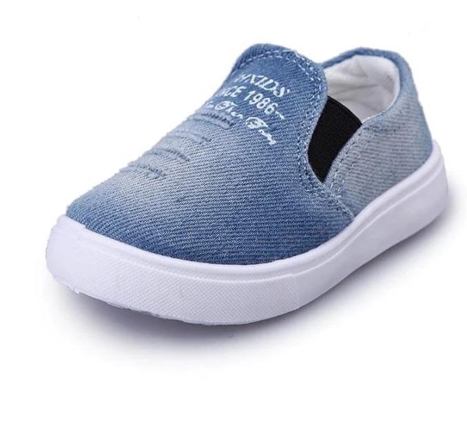 480307e7b Sapato Sapatinho Sapatilha Escolar Menino Menina Mocassim - R$ 49,90 ...