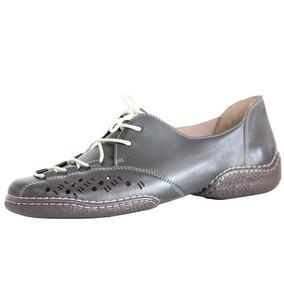 fb71940c4 Sapato Social Couro Legitimo Birello Bonecas - Sapatos para Feminino ...