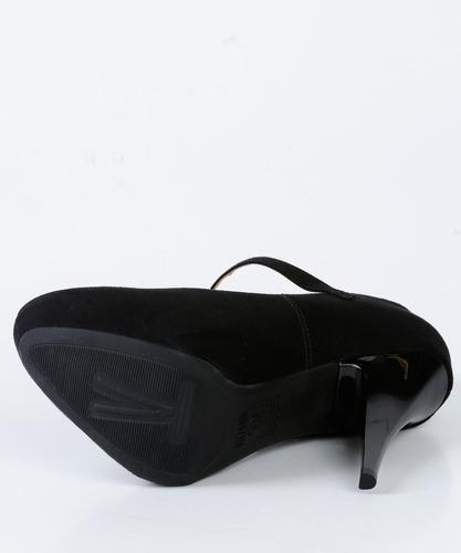 sapato scarpin boneca vizzano meia pata feminino 1143304