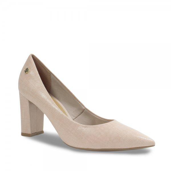 80dfa864d Sapato Scarpin Bottero Em Couro Feminino Rosa Quartz 295001 - R$ 170 ...