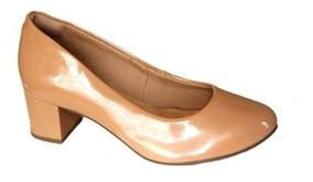 87b6a2937 Scarpin Crysalis Corrente - Sapatos com o Melhores Preços no Mercado ...