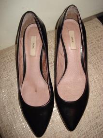 f9930f270c Scarpin Zara 34 Clássico Eterno - Calçados