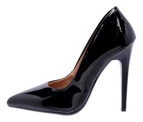 12dd2269d Scarpin Preto E Branco Scarpins - Sapatos para Feminino com o ...