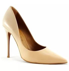 d039b222f Sapato Salto Agulha De Oncinha Da Carrano. - Sapatos no Mercado ...