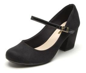 ff8b6e0e2 Sapato De Boneca Moleca Preto Em Verniz - Sapatos com o Melhores Preços no  Mercado Livre Brasil