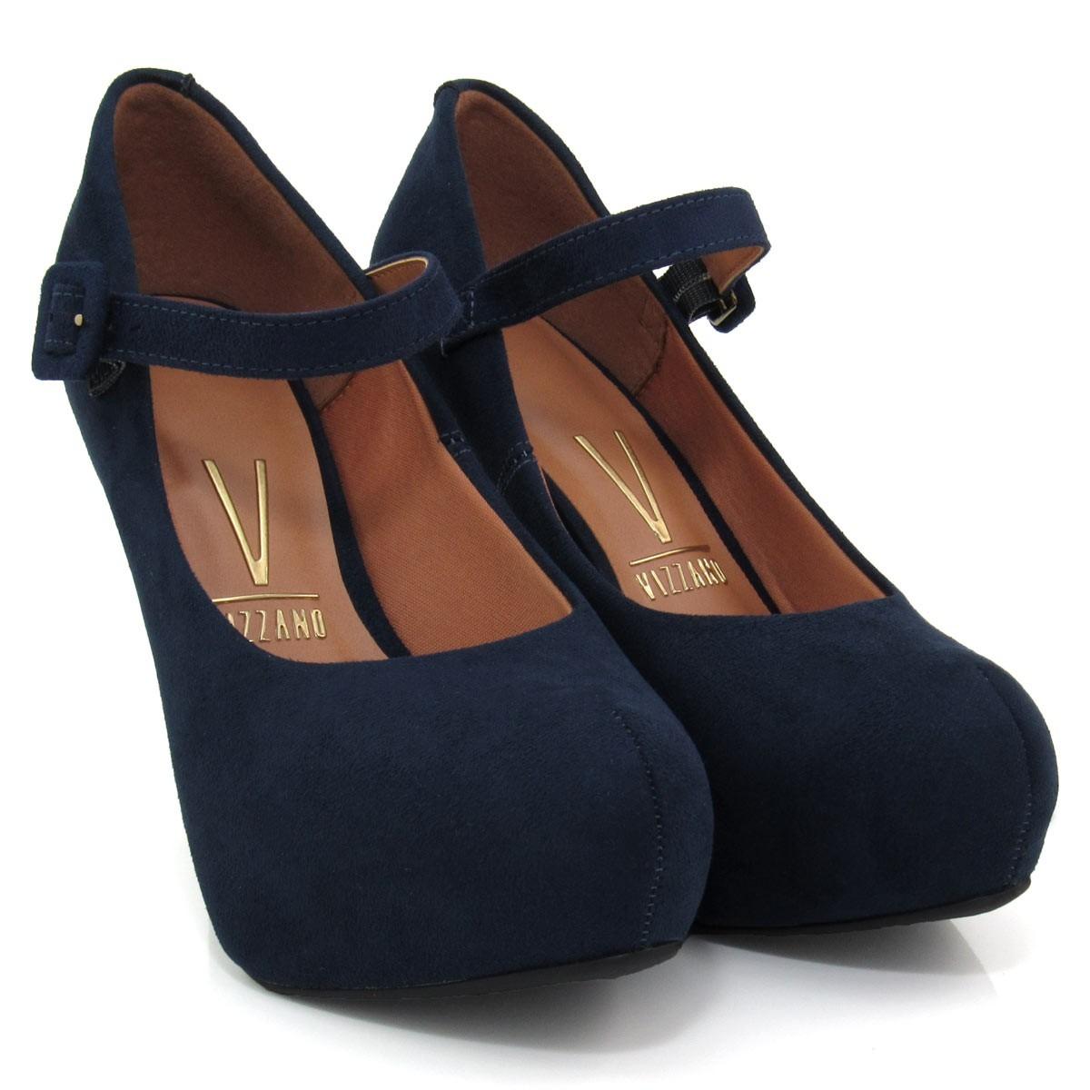62aa334e3c sapato scarpin feminino boneca vizzano meia pata 1143304. Carregando zoom.