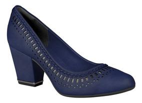 9ee701ee9 Sapato Dakota Scarpin Azul - Calçados, Roupas e Bolsas com o ...