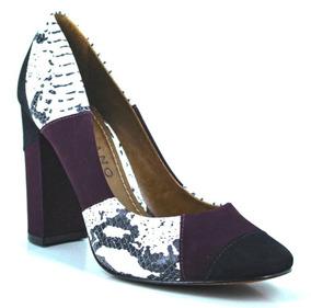 b1b9fc079 Scarpin Carrano Marrom 37 Novo - Sapatos com o Melhores Preços no Mercado  Livre Brasil
