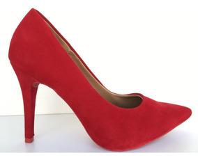 f3e84de57 Sapatos Femininos Salto Alto - Sapatos Preto em Minas Gerais com o Melhores  Preços no Mercado Livre Brasil