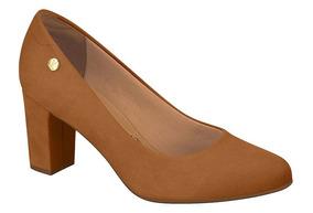 6ac1926e2c Sapato Scarpin Vizzano Caramelo - Sapatos no Mercado Livre Brasil