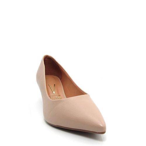 a8d87670d5 sapato scarpin feminino vizzano 1122600 salto baixo. Carregando zoom...  sapato scarpin feminino vizzano