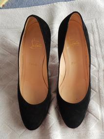 39f06f15a3 Sapato Louboutin Scarpin Sola Vermelha Feminino Scarpins - Sapatos ...