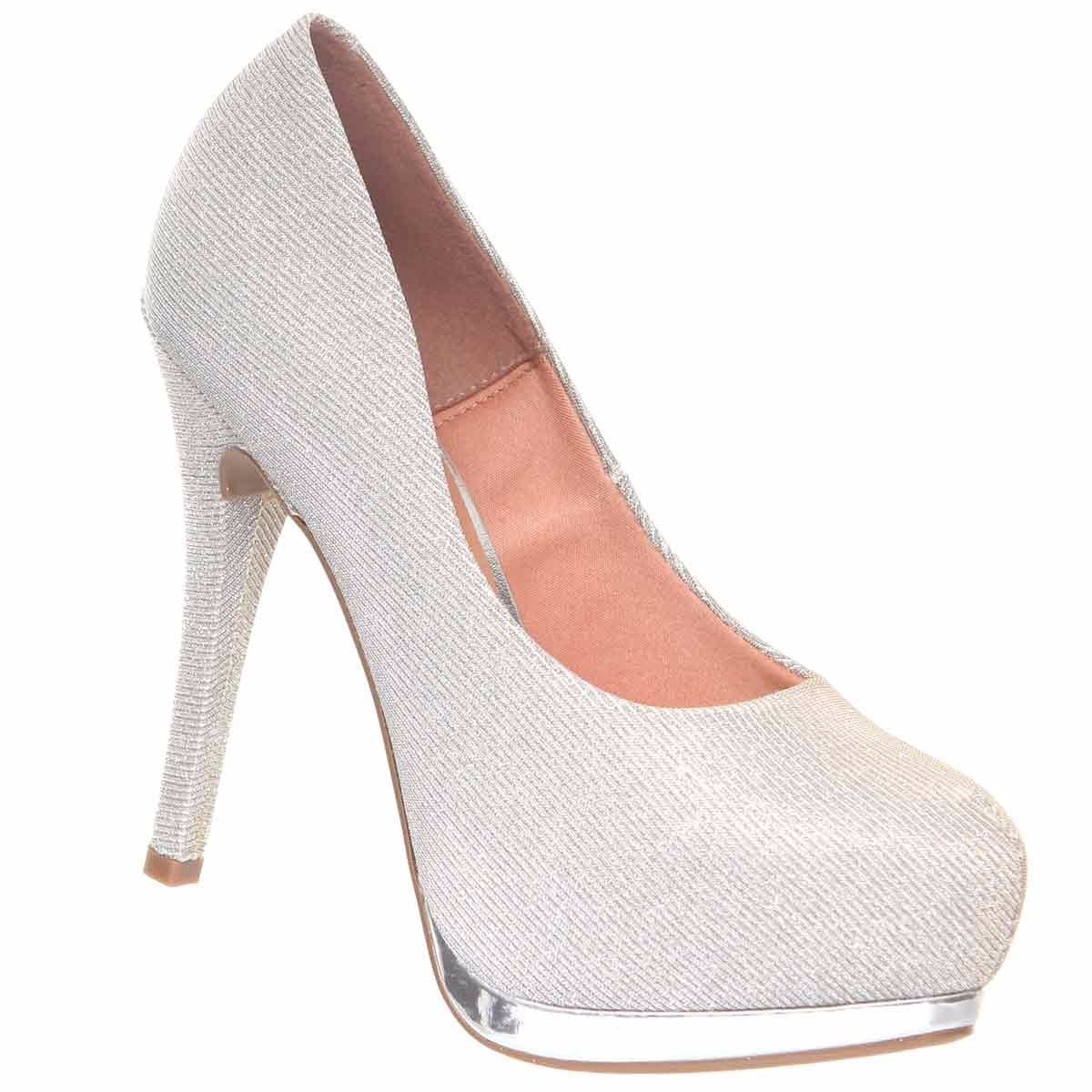 sapato scarpin meia pata vizzano feminino gliter 1157300. Carregando zoom. d839a320b3a2f