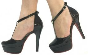fa707e246c Sapato Bico Redondo - Sapatos no Mercado Livre Brasil