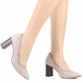 9a7257198 Sapato Em Couro Zutti T Feminino Scarpins Parana Curitiba - Sapatos ...