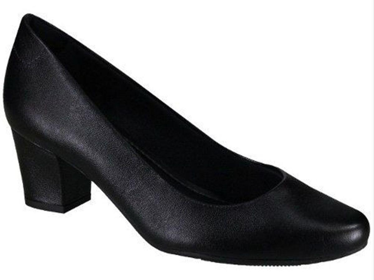 4cb26888d5 Sapato Scarpin Usaflex Salto 5