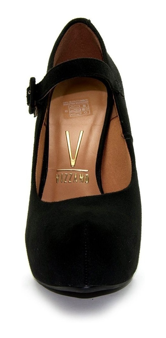 91c7ec3d5 Sapato Scarpin Vizzano Boneca - 1143.304 - R$ 104,99 em Mercado Livre