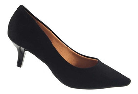 135e2299e Sapato Feminino Camurca Flex - Sapatos com o Melhores Preços no Mercado  Livre Brasil