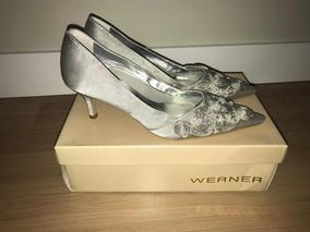0625a21f5c Scarpin Werner - Sapatos no Mercado Livre Brasil