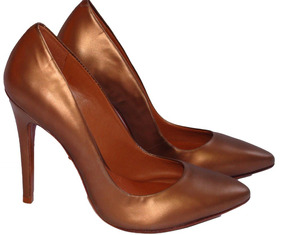 748e559762 Salto Feminina Bico Fechado Schutz - Sapatos no Mercado Livre Brasil