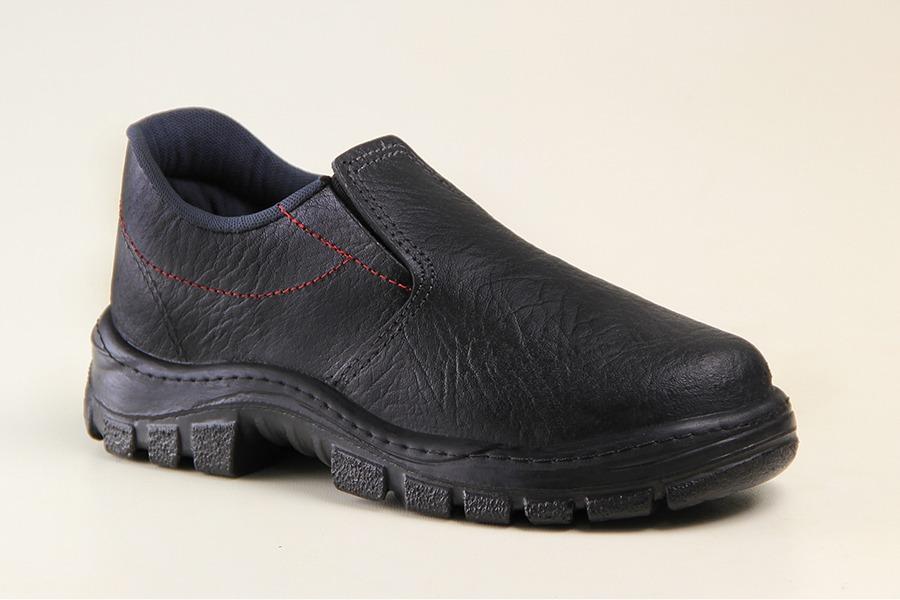 Sapato Segurança Elást. Bidensidade Bico De Pvc Eletricista. - R  37 ... aee45f892e
