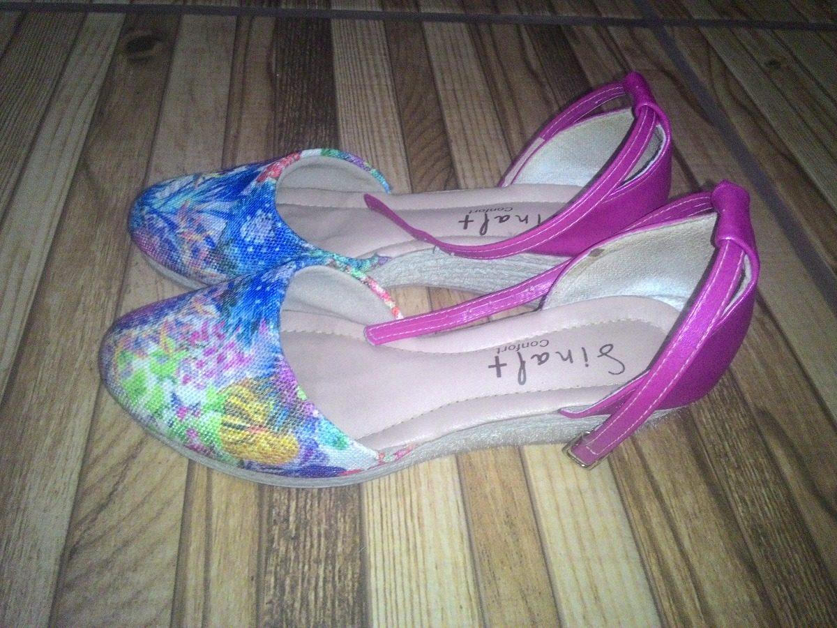 Sapato Sinal Confort 34 - R  44 e35f1ade916