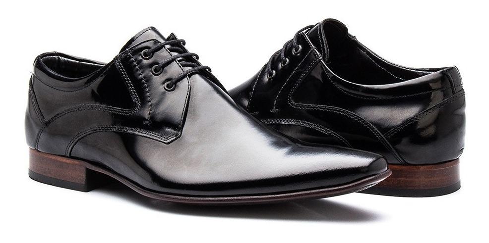 1ef8849a7a sapato social bico fino italiano masculino solado couro. Carregando zoom.