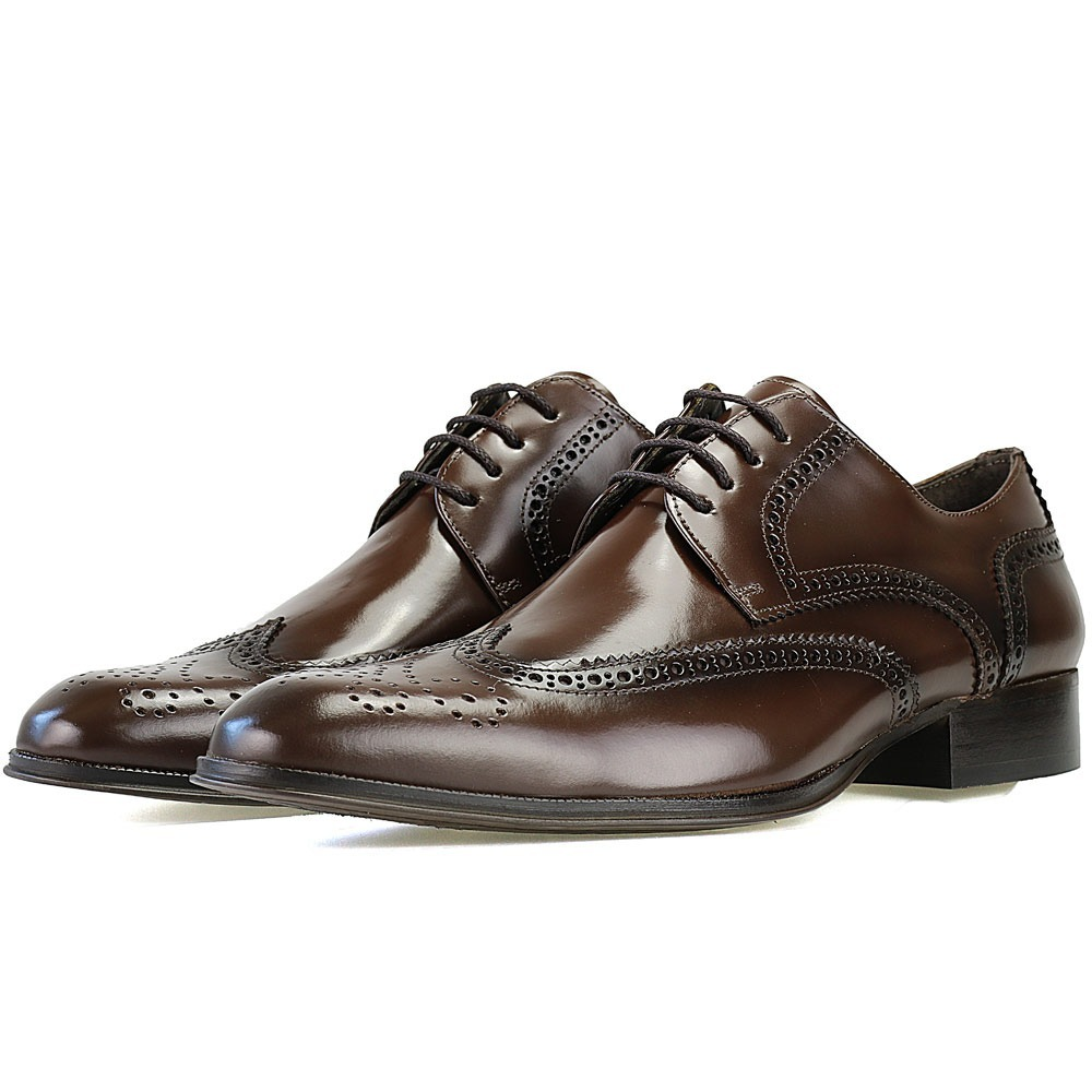 c7fb166f5d sapato social bigioni couro legitimo sofisticado elegancia. Carregando zoom.
