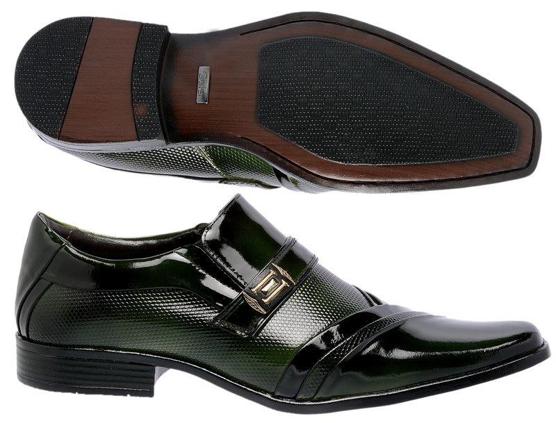 7674ff962 sapato social bom e barato masculino em couro + brinde. Carregando zoom.