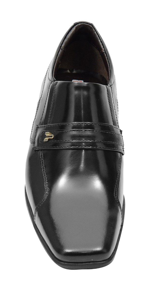 d3868e4a31 sapato social bom e barato masculino em couro + brinde ms. Carregando zoom.