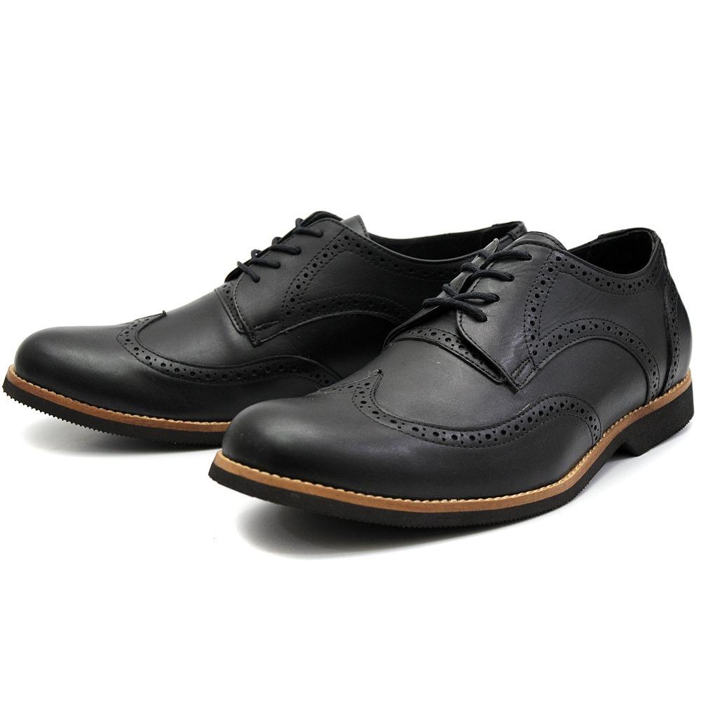 6d8ed7a8e9 sapato social bonito confortavel alta qualidade masculino. Carregando zoom.